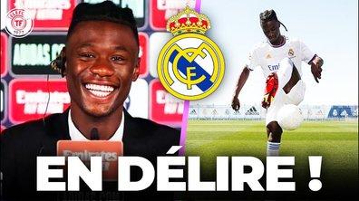 Camavinga RÉGALE pour sa présentation au Real Madrid ! - La Quotidienne #918
