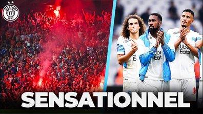 L'INCROYABLE communion entre les supporters de l'OM et de Lens ! - La Quotidienne #931