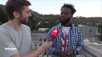 Mayotte : rencontre avec Joyce, migrant africain arrivé en « kwassa-kwassa »