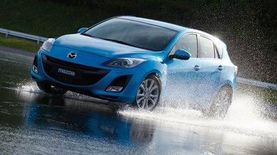 Bologne : la Mazda 3 sous toutes les coutures