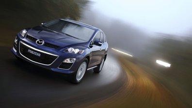 Salon de Francfort 2009 : Mazda CX-7 SCR