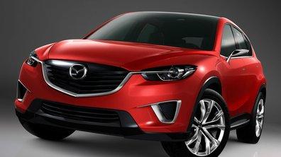 Mazda CX-5 : lancement prévu fin 2011