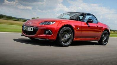 Mazda MX-5 Roadster Coupé 25th Anniversary 2014 : pour se montrer à Goodwood