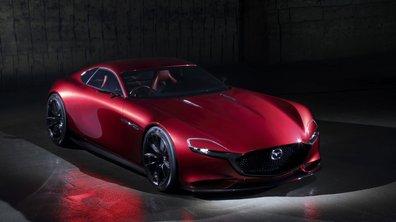 Mazda RX-Vision Concept 2015 : le retour du rotatif au Salon de Tokyo