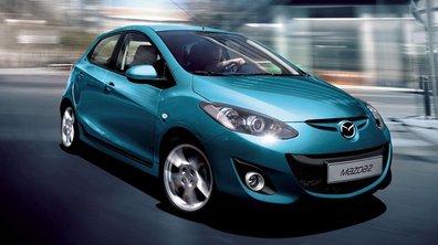 Mondial de l'Auto 2010 : Nouvelle Mazda2 et nouveau diesel