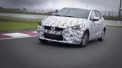 Future Mazda2 2015 : présentation officielle sous camouflage