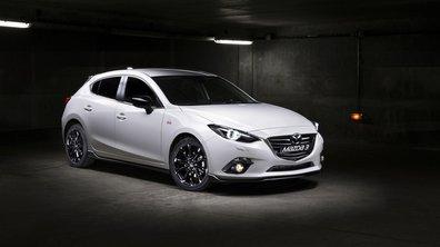 """Mazda3 Trophée Andros : édition """"spéciale"""" pour la compacte japonaise"""