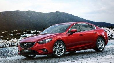 Salon de Moscou 2012 : nouvelle Mazda6 en première mondiale