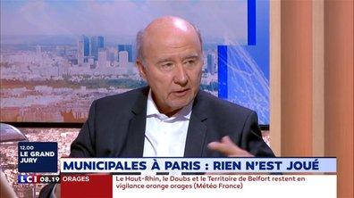 """Mazerolle : """"Benjamin Griveaux a peu de chance d'être élu maire de Paris"""""""