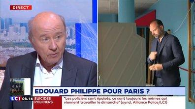 """Mazerolle : """"Édouard Philippe est un bon Premier ministre qui fait tout à fait l'affaire"""""""