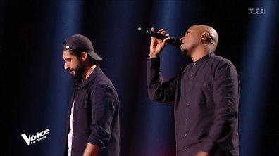 """The Voice All Stars – MB14 et Soprano, en duo, chantent """"Clown"""" (Finale)"""