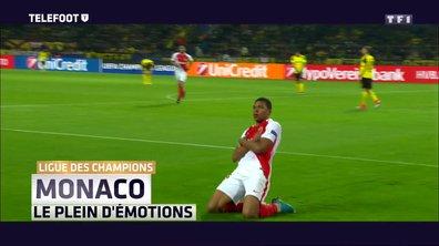 [Exclu Téléfoot 16/04] - Monaco, le plein d'émotions