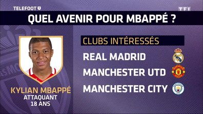[Exclu Téléfoot 07/05] - Mbappé ne veut pas entendre parler d'un transfert avant la fin de la saison, le Real et Manchester City seuls clubs à avoir directement approché Monaco
