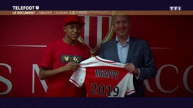 [Exclu Téléfoot 26/02] - Monaco va proposer une prolongation de contrat à Mbappé