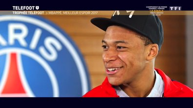"""[EXCLU Téléfoot 17/12] - Mbappé : """"Bien sûr que le PSG peut battre le Real Madrid"""""""