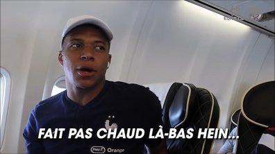 VIDEO - Mbappé refuse la Premier League... à cause de la météo