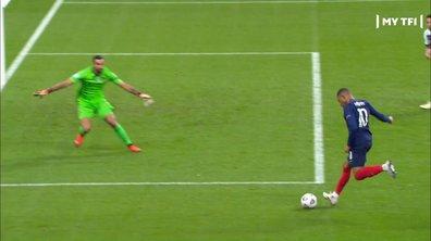 France - Portugal (0 - 0) : Voir le numéro de Mbappé en vidéo