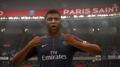 Découvrez les notes de Mbappé, Ronaldo et Pogba sur la Demo de FIFA 19