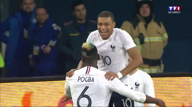 Russie-France (1-3) : retrouvez les moments forts du match