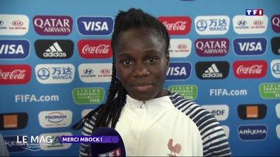 """Griedge Mbock : """"Avec un peu de chance, je la sauve"""""""