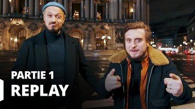 L'émission de Mcfly & Carlito - Partie 1 avec Pascal Obispo, Michaël Youn, Pef et Maurice Barthelemy