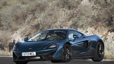 McLaren 570GT par MSO Concept : la beauté à l'état pur pour Chantilly