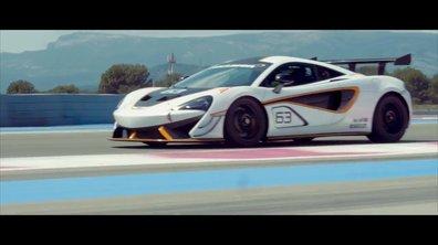 McLaren 570S Sprint 2016 : présentation officielle