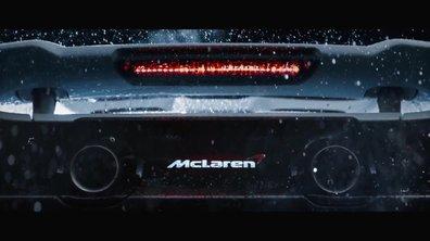 McLaren 675LT 2015 : deuxième teaser