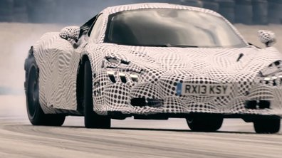 Future McLaren 720S 2017 : Ça va drifter !