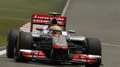 F1 GP Italie 2012: Hamilton en tête, Alonso remonte