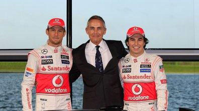 F1 : ambitions de McLaren en 2013