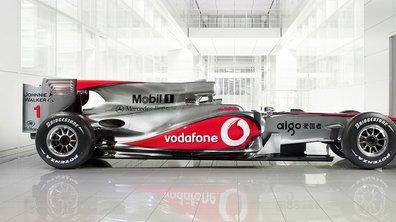 Mercedes se désengage de McLaren