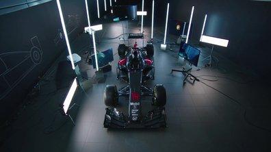 McLaren présente la MP4-31 à moteur Honda pour 2016