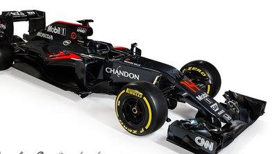 F1 : la McLaren MP4-31 annonce la couleur en vidéo