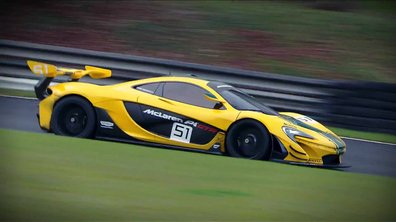 McLaren P1 GTR 2015 : l'automobile britannique ultime des circuits