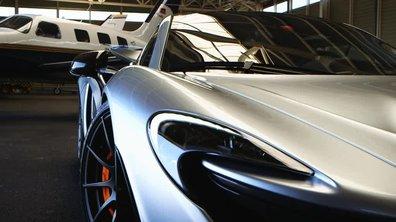 Teaser : la McLaren P1 dans Automoto ce dimanche !