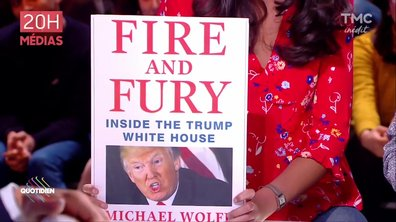 """20H médias : Les médias américains réagissent au scandale """"Fire and Fury"""""""