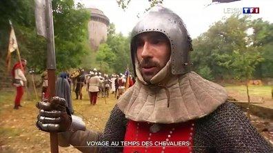 Médiévales de Tiffauges en Vendée : voyage au temps des chevaliers