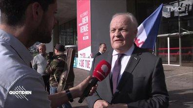 Au meeting de François Asselineau, le monsieur Frexit des européennes