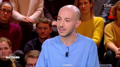 """Mehdi Meklat : """"Il était important pour moi de montrer que je n'étais pas celui qu'on disait"""""""