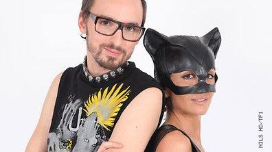 Les duos d'Enfoirés : Jenifer et Christophe Wilem