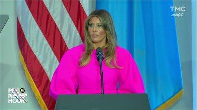 Melania Trump prend sa revanche