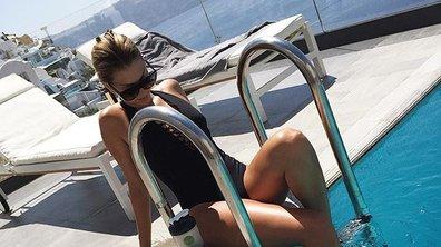 Mélanie Da Cruz : son album photos de vacances
