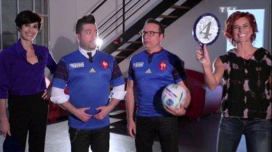 Danse avec les stars 6 : le jury au diapason de la Coupe du monde de Rugby