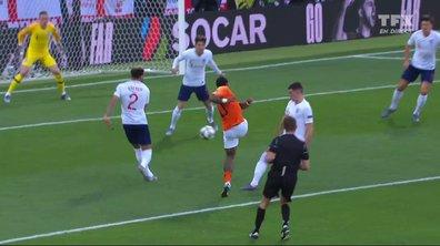 Pays-Bas - Angleterre (0 - 0) : Voir l'occasion de Depay en vidéo