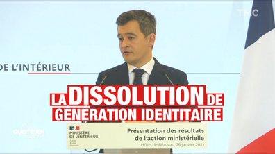 Menace de dissolution contre Génération identitaire: Gérald Darmanin a-t-il parlé trop vite ?