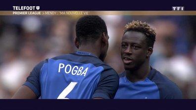 """[EXCLU Téléfoot 24/09] - Equipe de France / Mendy : """"La France va se qualifier pour la Coupe du monde"""""""