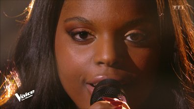 "The Voice 2021 – Mentissa chante son titre original ""Et bam"" (Finale)"
