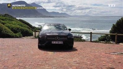 Les routes extraordinaires : les Deux Caps en Mercedes CLA