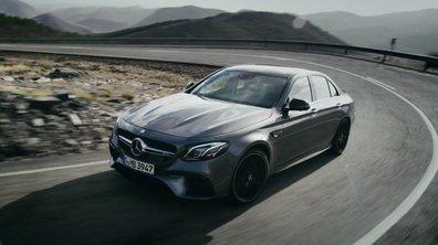Mercedes-AMG E 63 2017 : présentation officielle